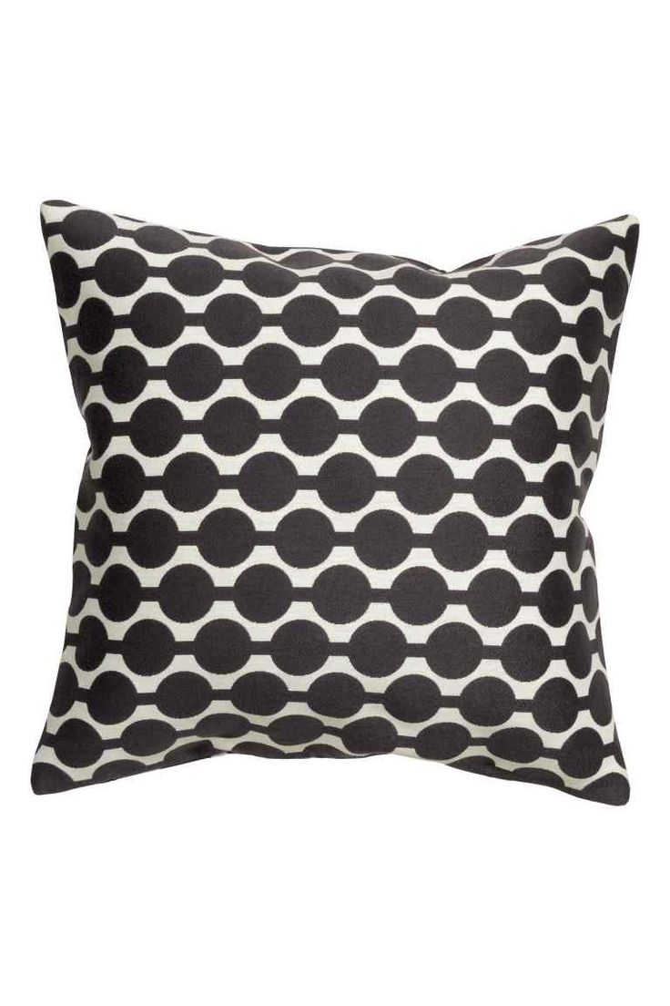Jacquard-weave cushion cover | H&M