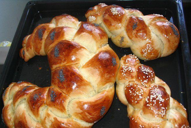 Retete Culinare - Paine Challah- painica evreiasca