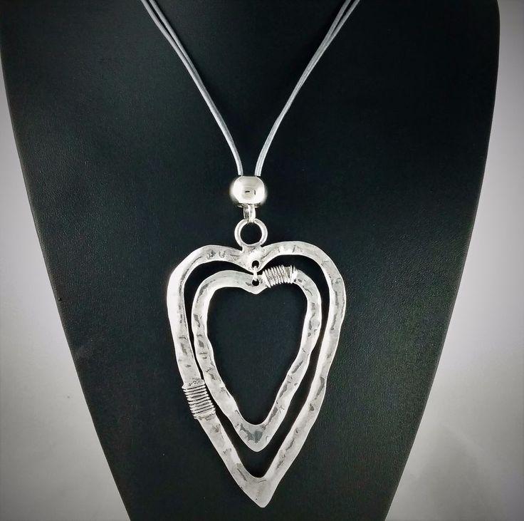 Lagenlook Jewellery: 12 Best Leather Jewellery Images On Pinterest