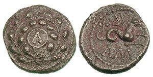 British Celtic coin, ca. 50-45 BC