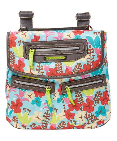 Love this Water Lily Mindy Backpack on #zulily! #zulilyfinds