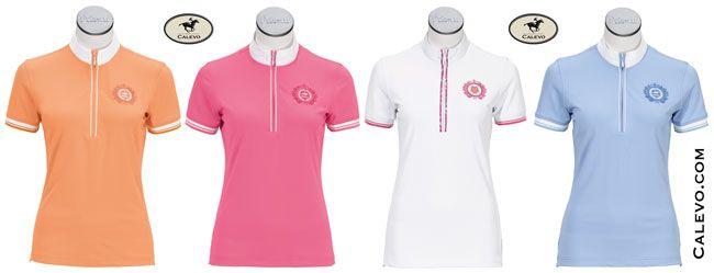 Pikeur - Damen Turniershirt mit Zipper