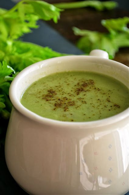 Dishing : Broccoli Soup #FallFest