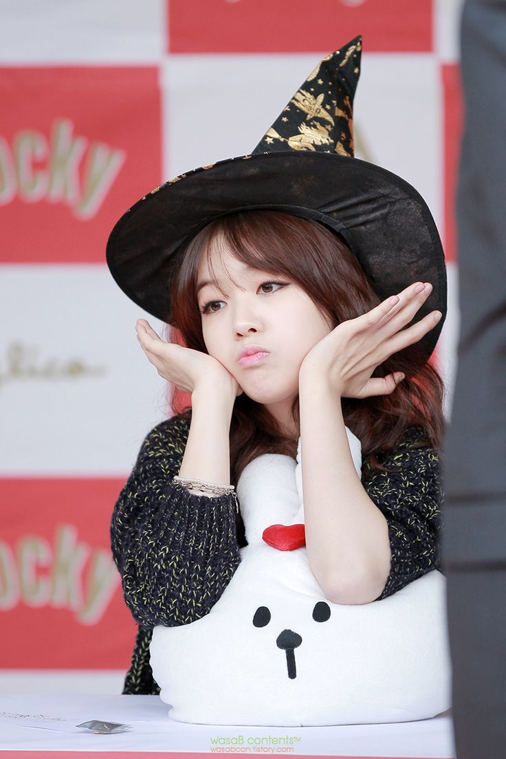Girl's Day MinAh · Bang ...
