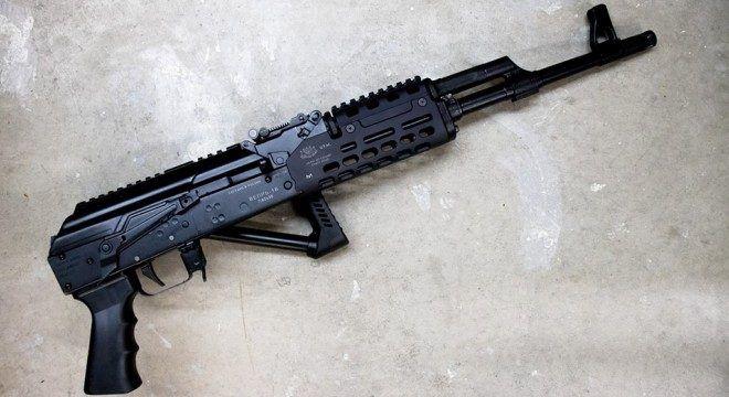Krebs Custom Retires the KeyMod and Introduces an M-LOK AK