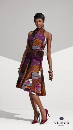 Vlisco Dresses on Pinterest | African Traditional Dresses