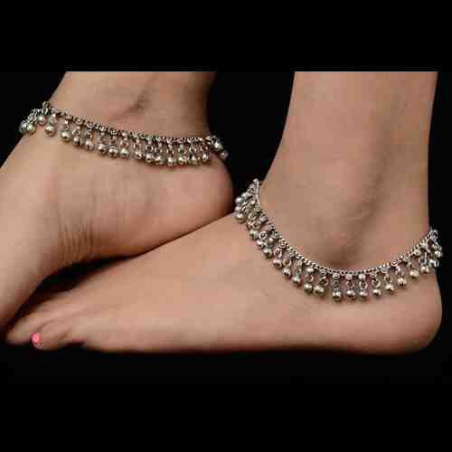 17 Best Images About Anklet / Kolusu On Pinterest