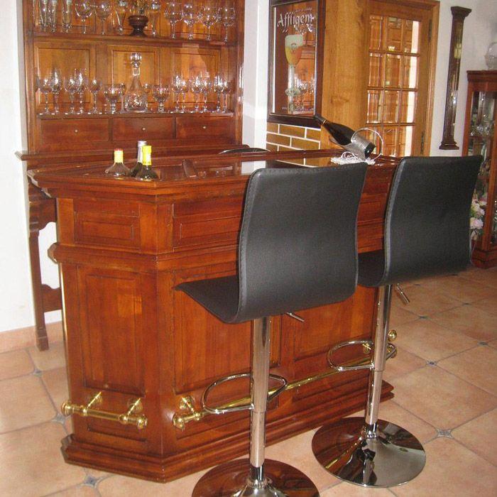 Bar De Salon Au Style Rustique. Style RustiqueSalonsFurniture