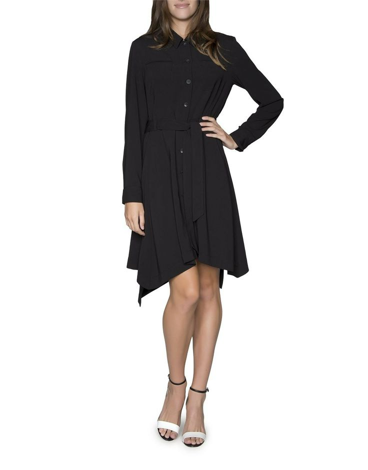 Studio.W Belted Shirt Dress from www.woolworths.co.za