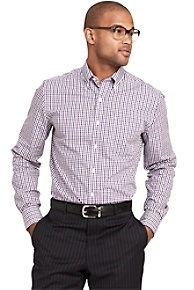 Men S Business Casual Oxford Button Down Business Casual