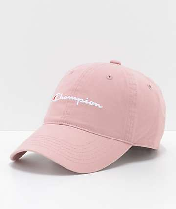timeless design 3a9b1 e1cd1 Champion Dream Pink Strapback Hat