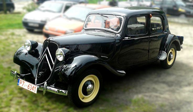 Citroën Traction Avant 1939