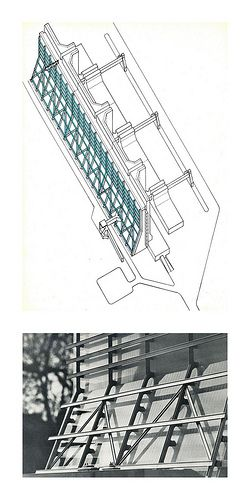 Dorman Long HQ & Research Centre by James Stirling - James Stirling