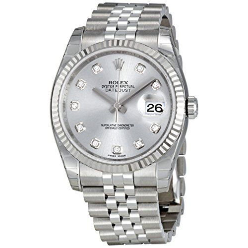 Rolex Datejust Rhodium Diamond Dial 18kt White Gold Fluted Mens Watch 116234RDJ https://www.carrywatches.com/product/rolex-datejust-rhodium-diamond-dial-18kt-white-gold-fluted-mens-watch-116234rdj/ Rolex Datejust Rhodium Diamond Dial 18kt White Gold Fluted Mens Watch 116234RDJ  #diamondwatchesformen #mensdiamondwatches #rolexwatchesformen #whitewatchesformen