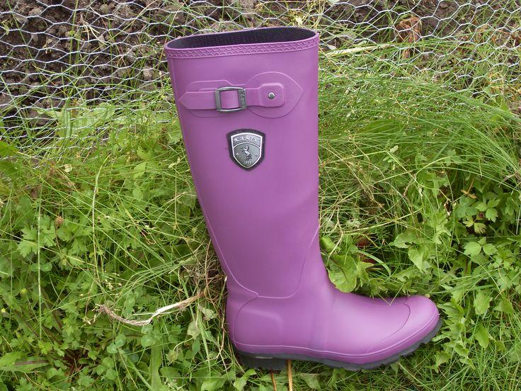 Nye gummy støvler. Elsker dem ♥