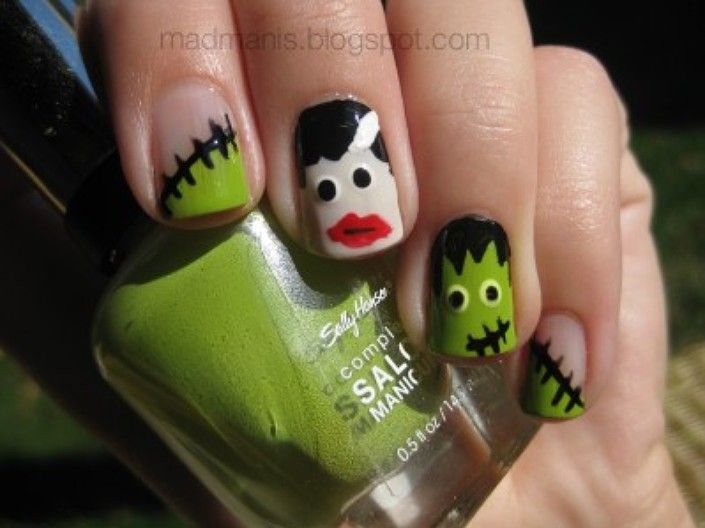 25 Halloween Nail Art Ideas You Need | Beauty High