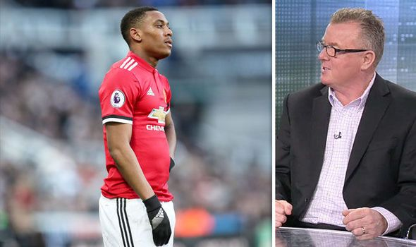 MANCHESTER UNITED FC NEWS: Anthony Martial will leave Manchester United on on...