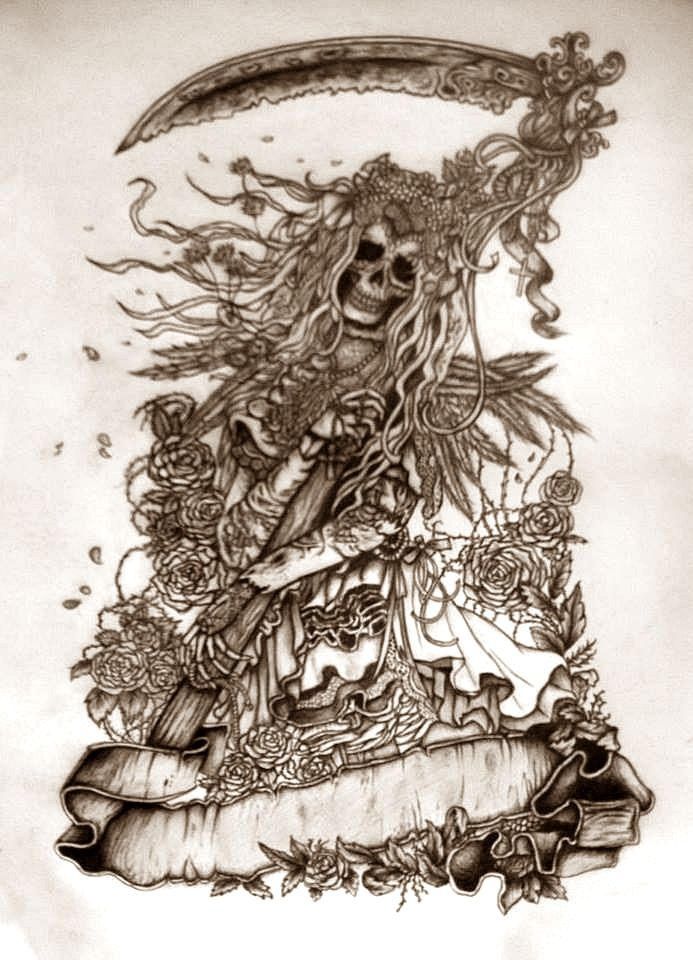 ~Christopher Lovell átdolgozás :) ~Skeleton ~Bride