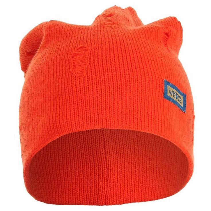 Complementos ropa esquí Complementos de mujer - GORRO FREESTYLE 1002 NARANJA WED'ZE - Complementos