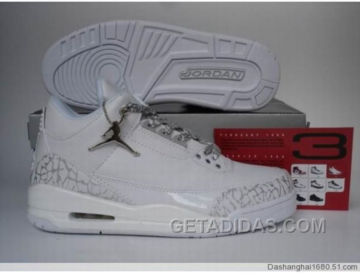 http://www.getadidas.com/air-jordan-retro-3-all-white-offres-spciales.html AIR JORDAN RETRO 3 ALL WHITE OFFRES SPÉCIALES Only $61.00 , Free Shipping!