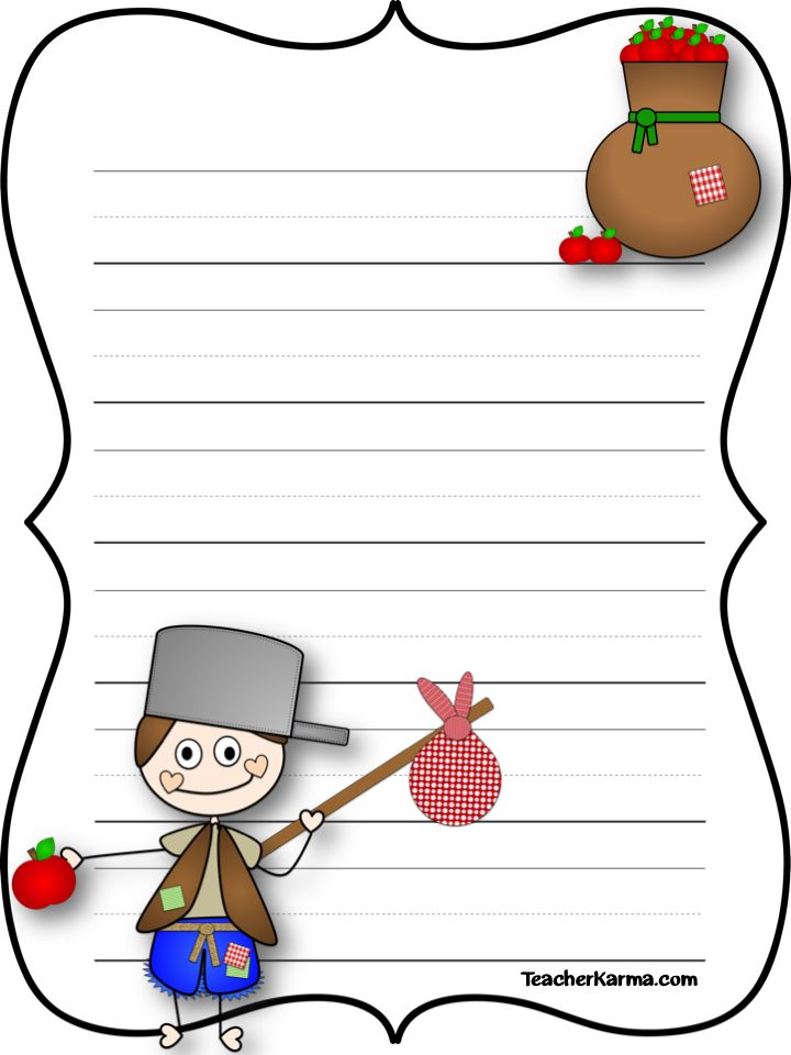 184 best Johnny Appleseed Activities images on Pinterest | Johnny ...