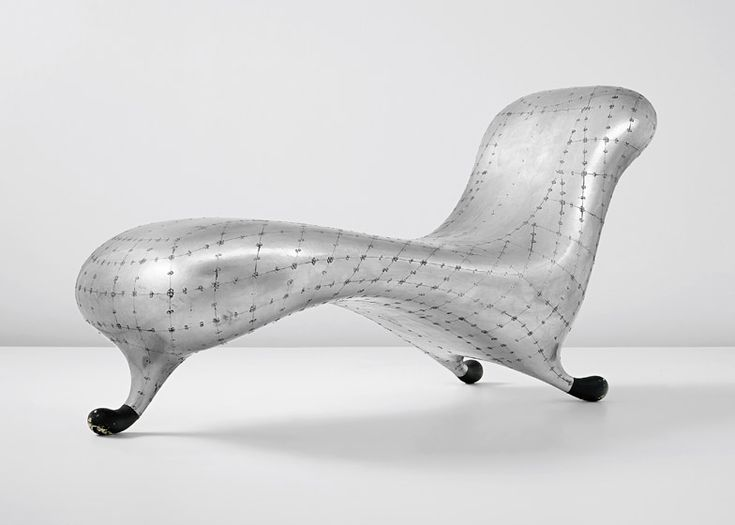 The Lockheed Lounge by Australian designer Marc Newson has retained its title as the world's most expensive design object, after selling for more than £2 million.
