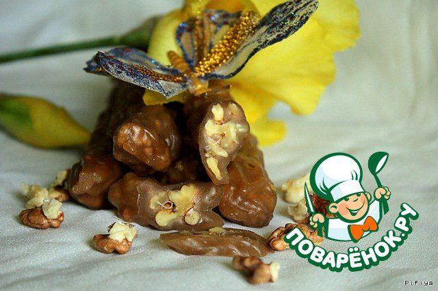 Чурчхела яблочная - кулинарный рецепт