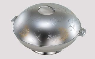Stainless Steel hotpots - SHAYNA