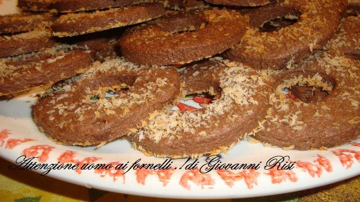 Biscotti al cacao amaro