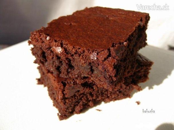 Brilantné brownies podľa Jamieho Olivera