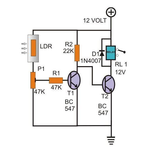 Wiring Diagram For Day Night Switch : 35 Wiring Diagram