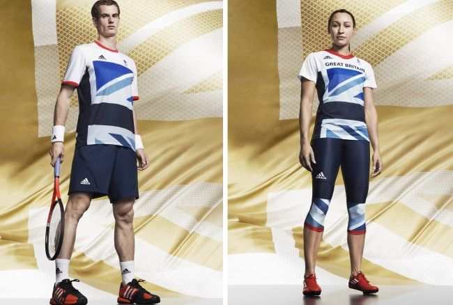 First look at the Team GB Olympic kit designed by Stella McCartney for Adidas