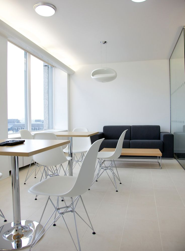 Break out area 0 sq ft london 7 weeks an office design and fit out project by oktra