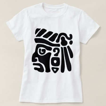 Aztec Warrior T-Shirt - tap to personalize and get yours