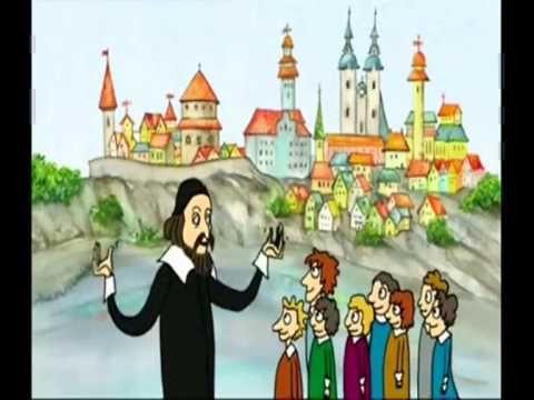 Jan Amos Komensky (John Amos Comenius) - YouTube