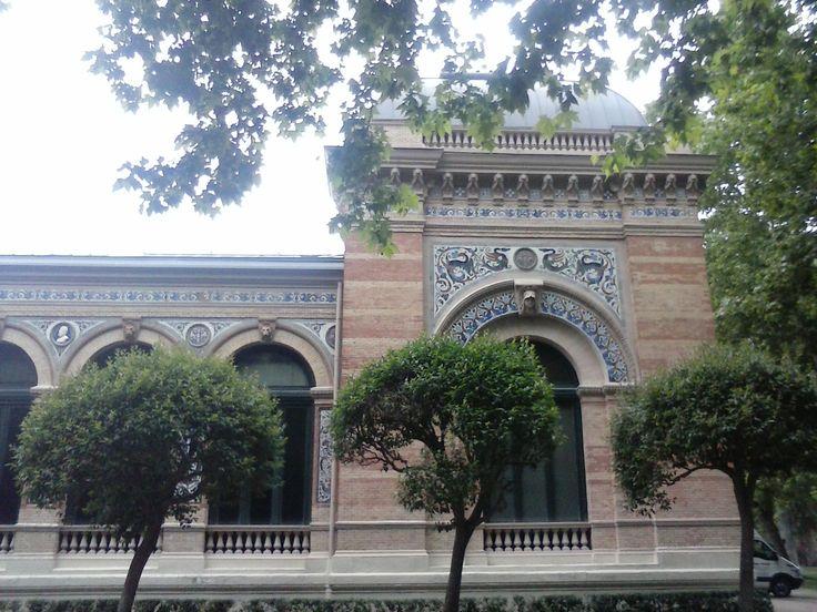 Palacio de Velázquez.