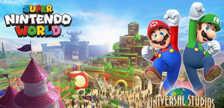 Un parc Super Nintendo World ouvrira au Japon pour les JO de 2020 (PCINpact)
