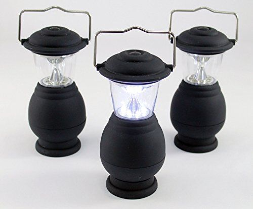 Camping Lanterns 3 Pack LED Lamps Emergency Lights Camping Gear Lanterns LED Desk Lamps Emergency Mini LED Lights Lamp For Home Vehicle Office Garage RV Camp Boat Sportman Battery Operated LED Lantern Lights Lamps Cordless Ideas In Life TM Ideas In Life http://www.amazon.com/dp/B00NUAQPBA/ref=cm_sw_r_pi_dp_cwQcvb1E4J3Z5