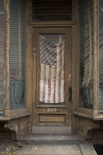 Williamsburg, Brooklyn, NY – Matt Power. I lived across the street from this door for 5 years.