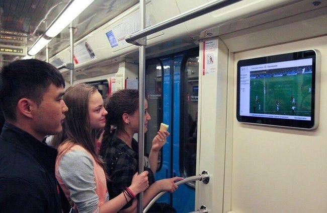 Photo Alexander Glushchenko M24 Ru Moscow Metro Broadcast Train