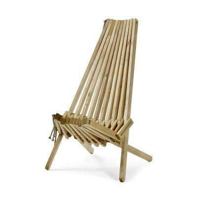 ribbon vilstol relax ekologisk stol brafab utemöbler