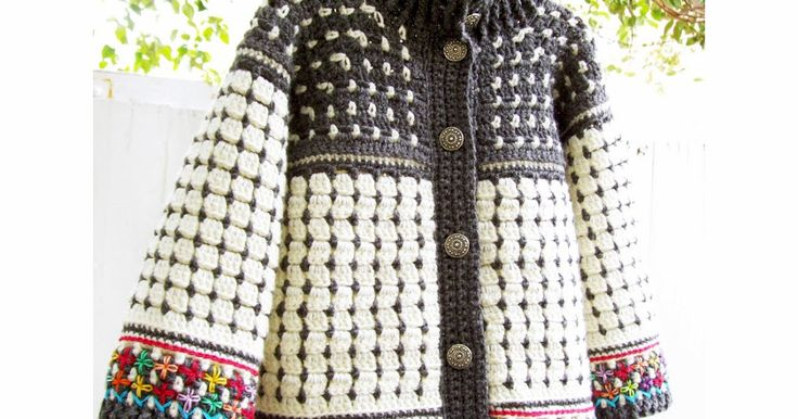 The 424 best Make to Wear images on Pinterest | Crochet tops ...