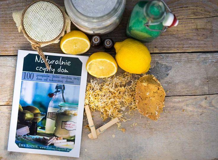 """Książka """"Naturalnie czysty dom"""""""