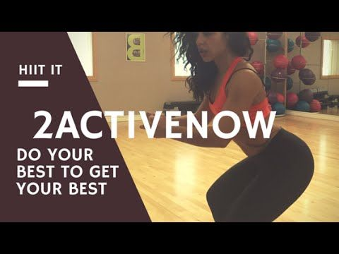 HIIT IT - The BEST Workout to Shape your Body