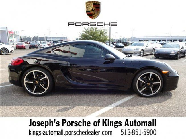 Cars for Sale: Certified 2014 Porsche Cayman for sale in Cincinnati, OH 45249: Coupe Details - 464162717 - Autotrader