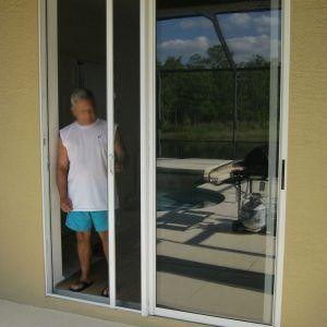 retractable screens for sliding glass doors