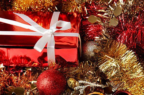 Лучшие новогодние подарки 2017 года