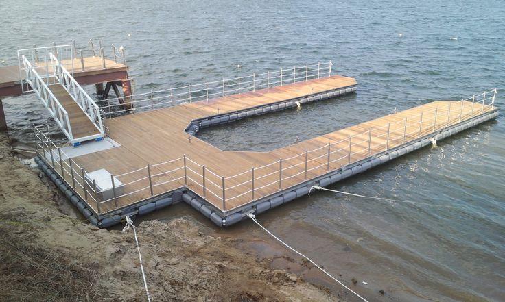 Boat Dock (NEXT float/ DECKON float)