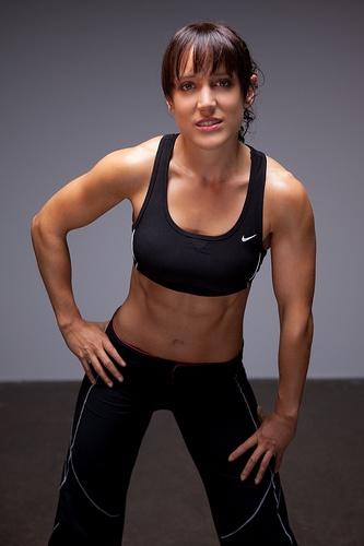 Nicole Fitzhugh Fitness Shoot   asics shoes sale