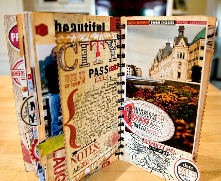 great travel journal inspiration
